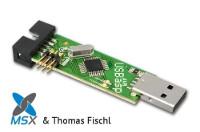USBasp - USB programmer for Atmel AVR controllers - fischl.de