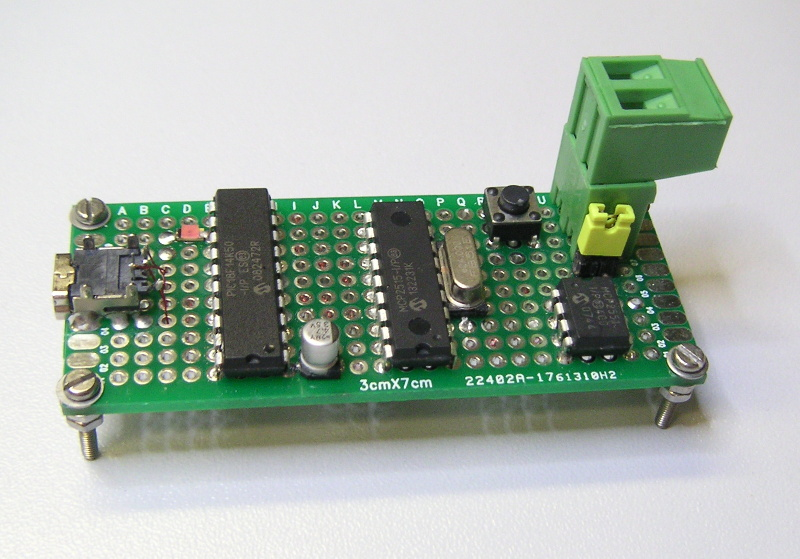 USBtin - USB to CAN interface - fischl de